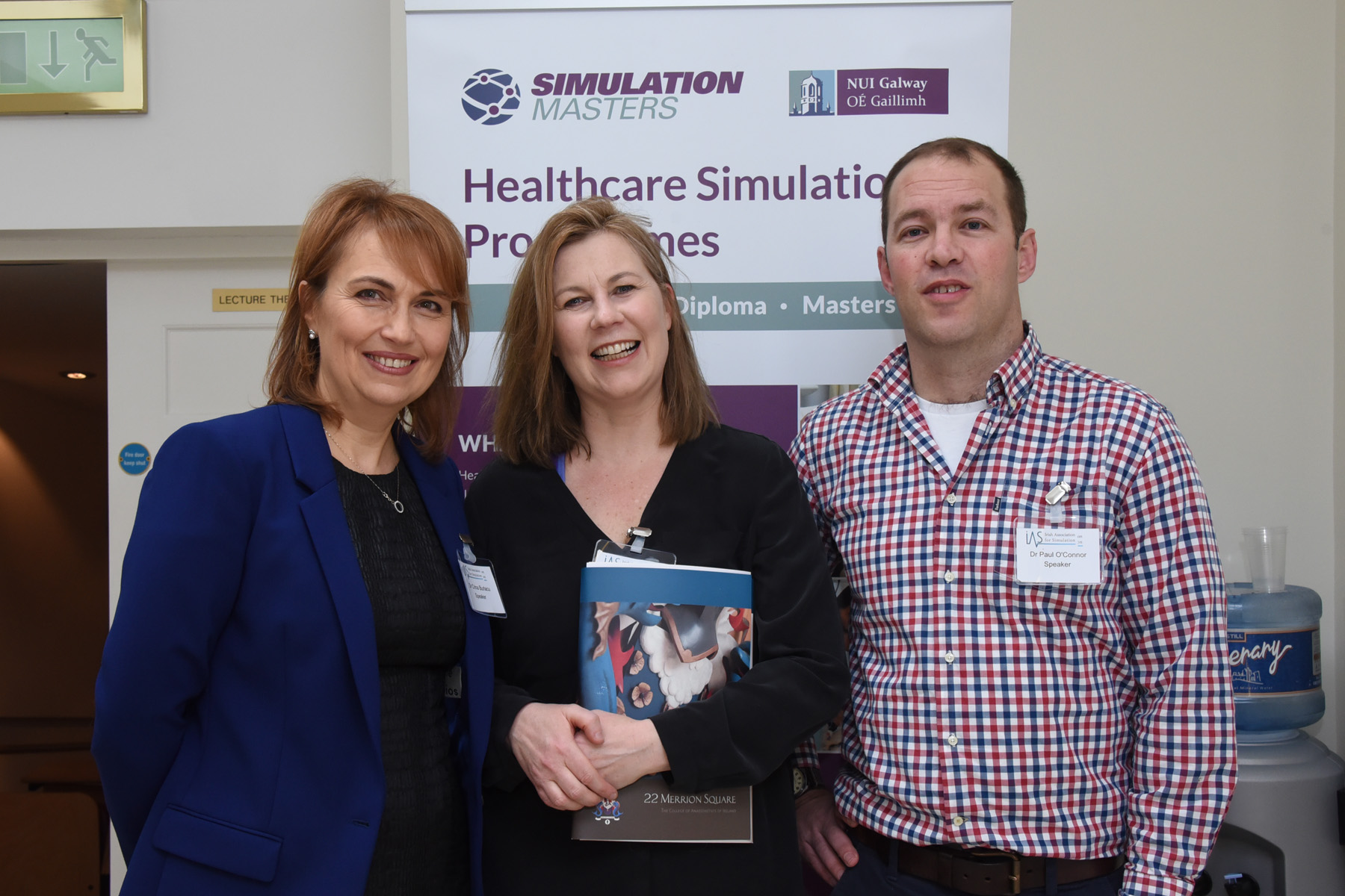 Irish Association for Simulation Symposium Day