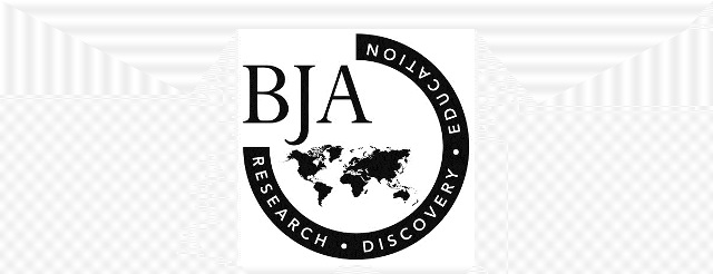BJA and BJA Education