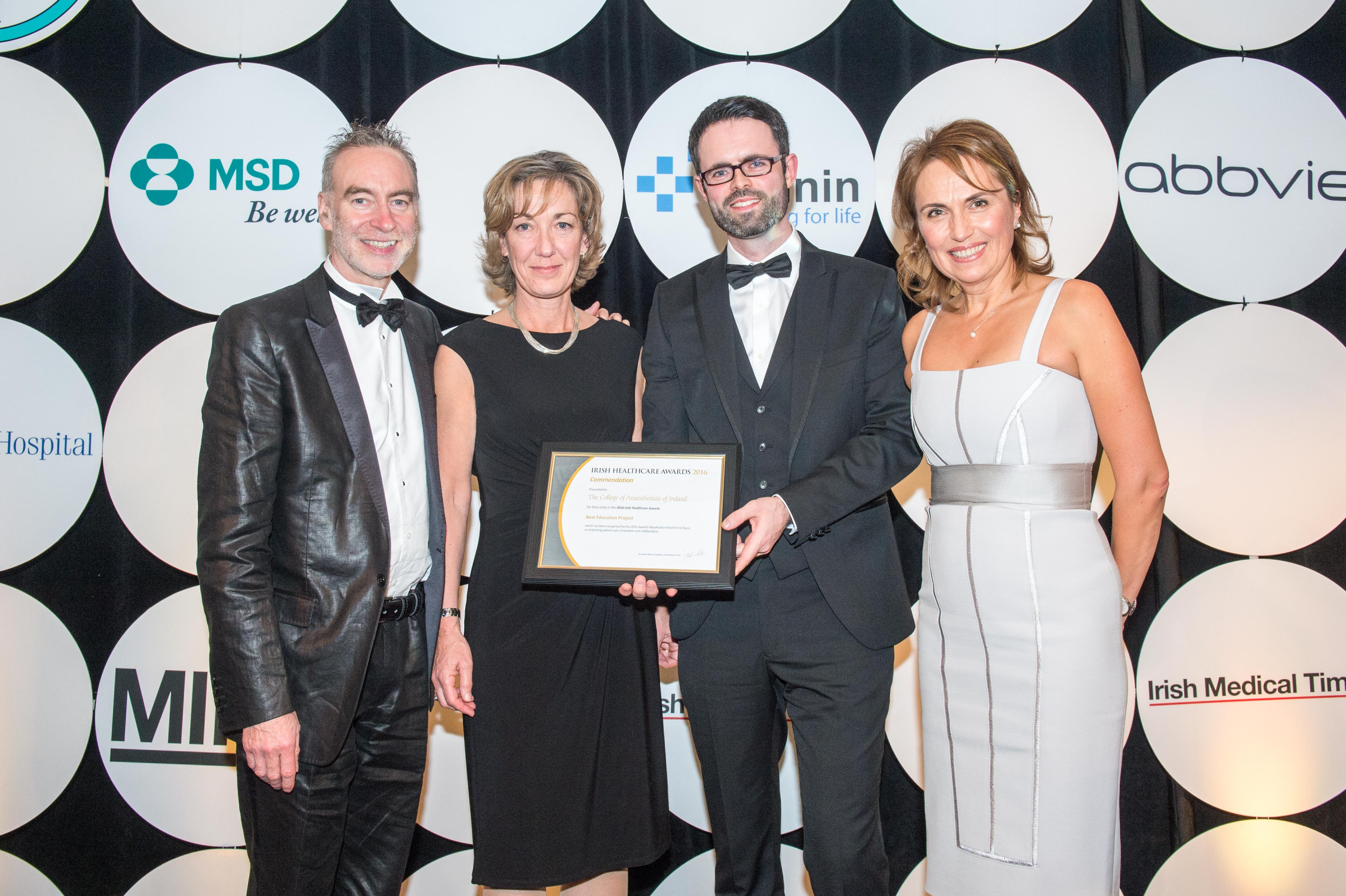 Irish Healthcare Awards 2016