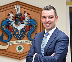The College of Anaesthetists of Ireland announces Mr Martin McCormack as new CEO
