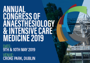 The 2019 Annual Congress of Anaesthesiology and Intensive Care