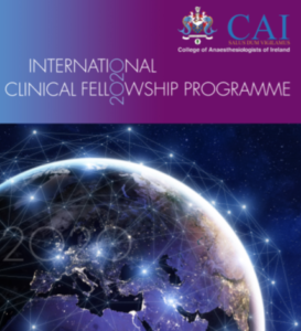 International Clinical Fellowship Programme – The College of